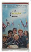 2007 50p Scout Movement Brilliant Uncirculated Pack